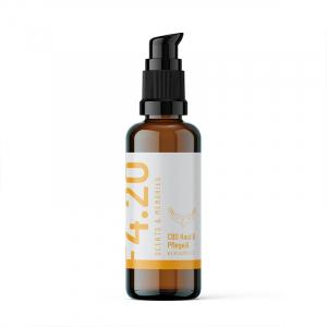 Olio CBD per la pelle e la cura Bergamotto