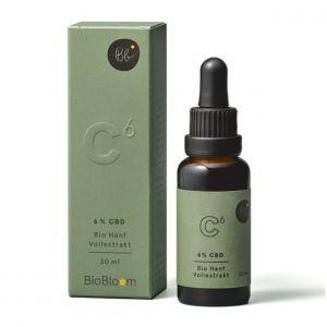 BioBloom 6% Organico Estratto naturale di olio 30ml