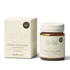 BioBloom Vitamina B Komplex Corpo e Mente