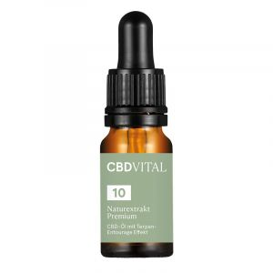 Olio CBD Vital Estratto naturale PREMIUM 10%