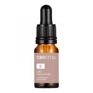 CBD Vital CBG Estratto naturale 5%