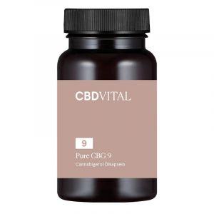 CBD Vital Pure CBG 9 Capsule 5%