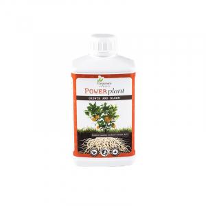 Power Plant Organics Nutrients