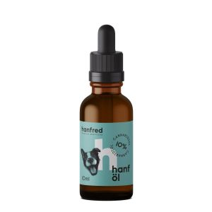 Hanfred Olio di canapa 10%