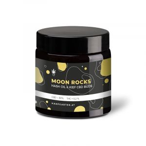 Moon Rocks fiori CBD Premium