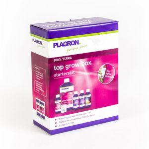 Plagron  Top Grox Box Terra Starterkit Düngerset