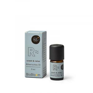 BioBloom Olio per diffusori di aromaterapia, profumo e relax
